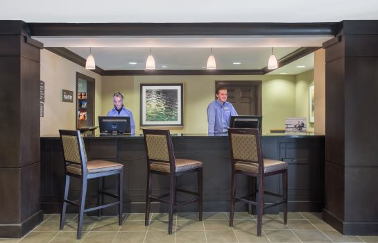 Hotelhalle Staybridge Suites ATLANTA PERIMETER CENTER