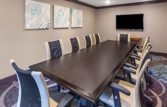 Conference room Staybridge Suites ATLANTA PERIMETER CENTER