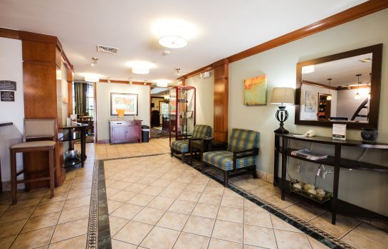 Hotelhalle Staybridge Suites AUSTIN ARBORETUM - DOMAIN