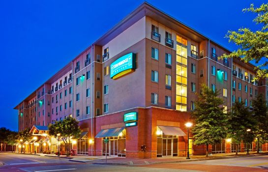 Exterior view Staybridge Suites CHATTANOOGA DWTN - CONV CTNR