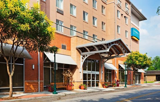 Außenansicht Staybridge Suites CHATTANOOGA DWTN - CONV CTNR