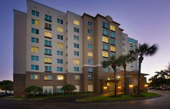 Vista esterna Staybridge Suites MIAMI DORAL AREA
