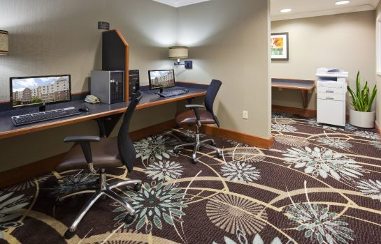 Hall de l'hôtel Staybridge Suites MINNEAPOLIS-BLOOMINGTON