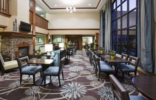 Hotelhalle Staybridge Suites MPLS-MAPLE GROVE/ARBOR LAKES