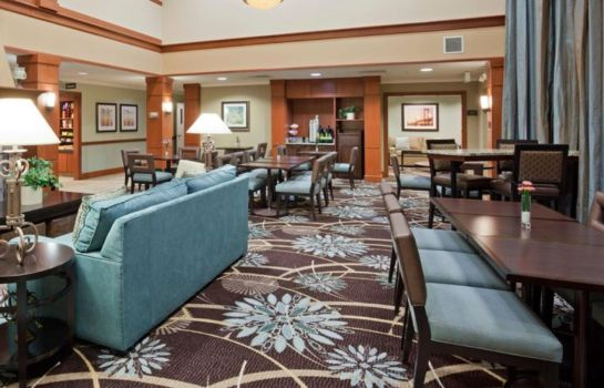 Hall de l'hôtel Staybridge Suites MPLS-MAPLE GROVE/ARBOR LAKES