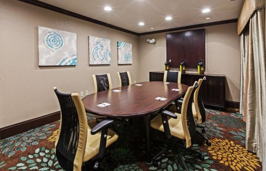 Conference room Staybridge Suites TULSA-WOODLAND HILLS