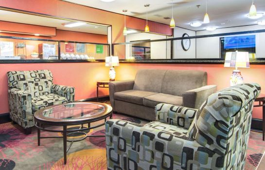 Hol hotelowy Comfort Inn and Suites North