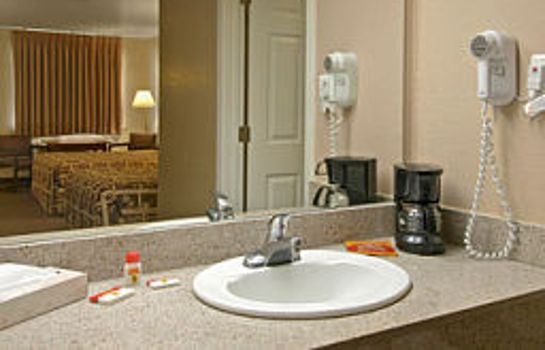 Zimmer SUPER 8 BY WYNDHAM SAN ANTONIO DOWNTOWN