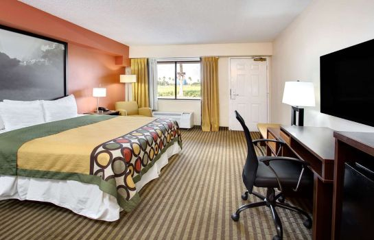 Zimmer SUPER 8 BY WYNDHAM ORLANDO INT