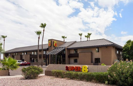 Vista exterior Super 8 by Wyndham Chandler Phoenix