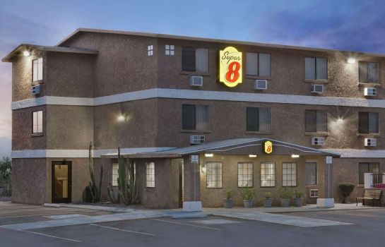 Vista esterna Super 8 by Wyndham Lake Havasu City