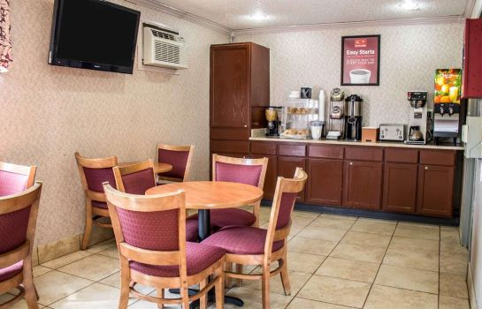 Restaurant Econo Lodge Akron