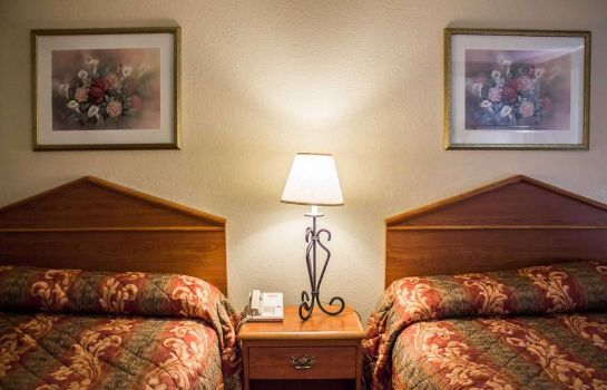 Double room (superior) Econo Lodge Akron