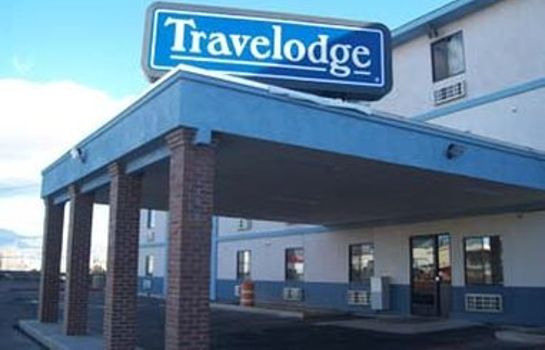 Außenansicht TRAVELODGE ALBUQUERQUE MIDTOWN