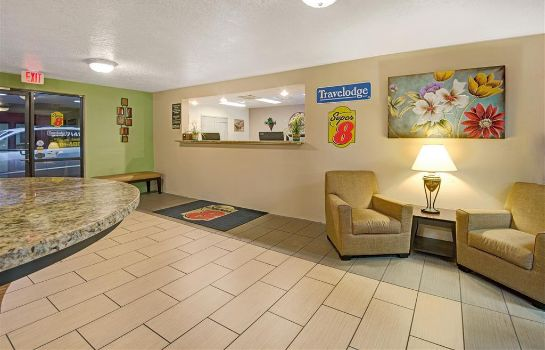 Hotelhalle TRAVELODGE ALBUQUERQUE MIDTOWN