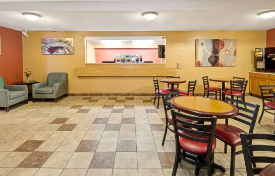 Lobby SUPER 8 BY WYNDHAM ALBUQUERQUE