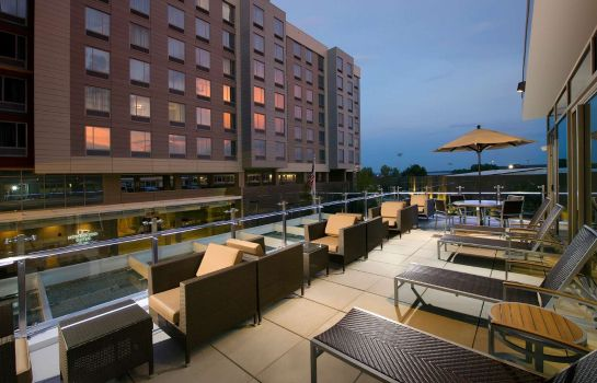 Widok zewnętrzny Homewood Suites by Hilton Washington DC NoMa Union Station