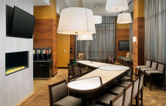 Hol hotelowy Homewood Suites by Hilton Washington DC NoMa Union Station