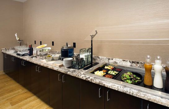 Restauracja Homewood Suites by Hilton Washington DC NoMa Union Station