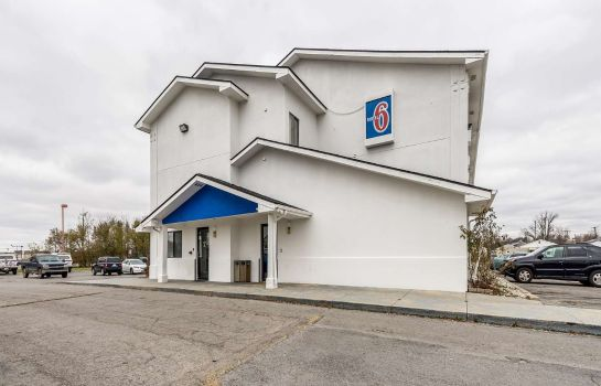 Vista esterna MOTEL 6 FINDLAY