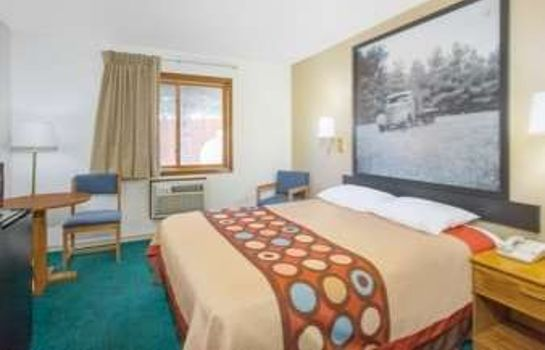 Room SUPER 8 GARDINER MT