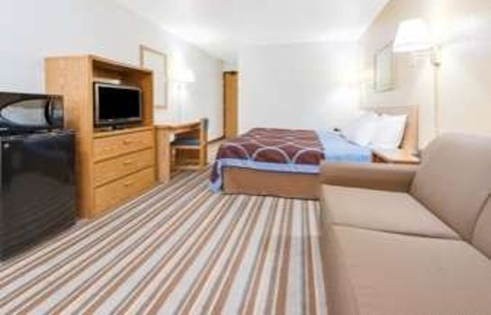 Suite Super 8 by Wyndham Burlington