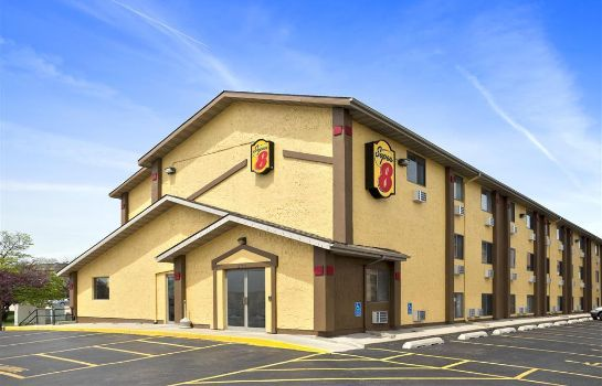 Exterior view Super 8 by Wyndham Cedar Rapids