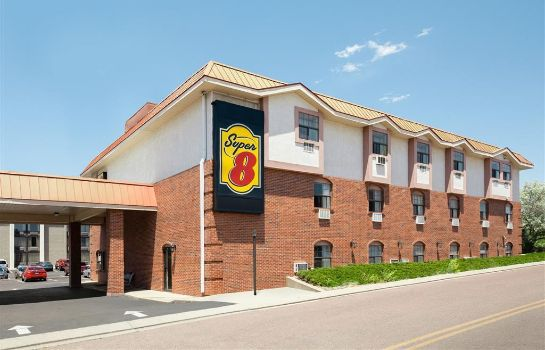 Außenansicht Super 8 by Wyndham Colorado Springs/Afa Area