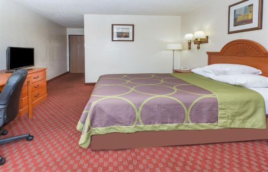 Zimmer SUPER 8 MOTEL - COLORADO SPRIN