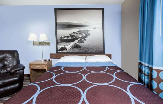 Zimmer SUPER 8 BY WYNDHAM GREAT FALLS