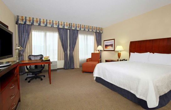 Kamers Hilton Garden Inn Columbus-University Area