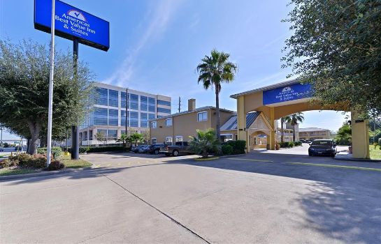 Außenansicht Americas Best Value Inn & Suites - Houston / Katy Freeway