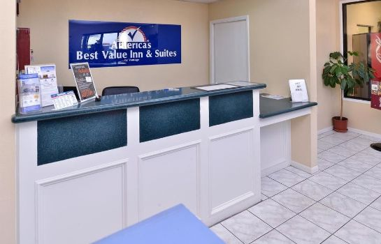 Empfang Americas Best Value Inn & Suites - Houston / Katy Freeway