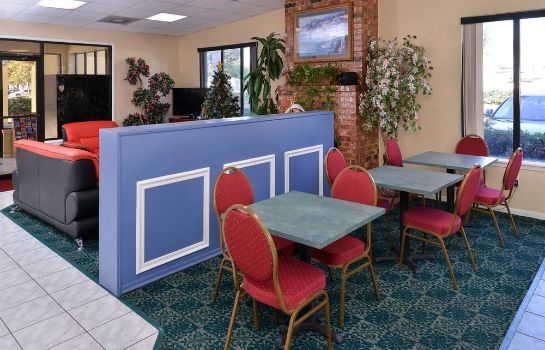 Frühstücksraum Americas Best Value Inn & Suites - Houston / Katy Freeway