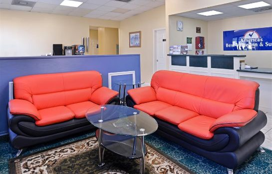 Hotelhalle Americas Best Value Inn & Suites - Houston / Katy Freeway