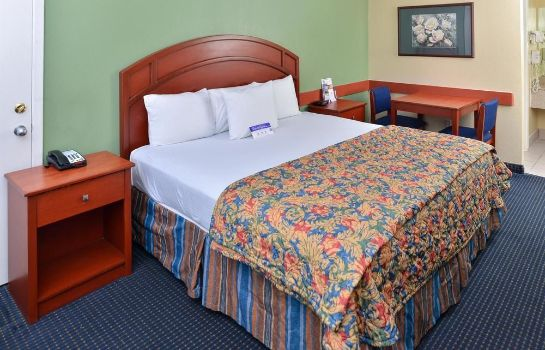Standardzimmer Americas Best Value Inn & Suites - Houston / Katy Freeway