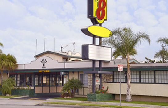 Exterior view SUPER 8 LOS ANGELES AIRPORT