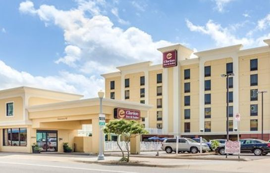 Vista esterna Clarion Inn & Suites Virginia Beach