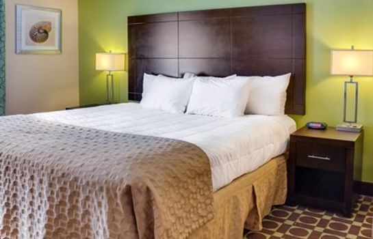 Suite Clarion Inn & Suites Virginia Beach