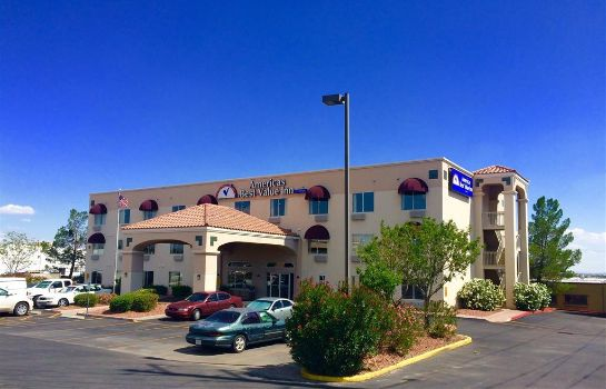 Vista exterior Americas Best Value Inn - Medical Center/Airport
