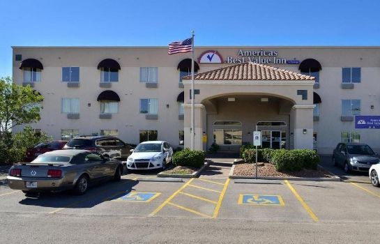 Photo Americas Best Value Inn El Paso Medical Center Airport Americas Best Value Inn El Paso Medical Center Airport