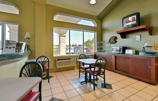 Restaurant Americas Best Value Inn El Paso Medical Center Airport Americas Best Value Inn El Paso Medical Center Airport