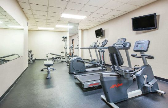 Instalaciones deportivas Americas Best Value Inn - Medical Center/Airport