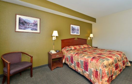 Chambre Americas Best Value Inn - Medical Center/Airport