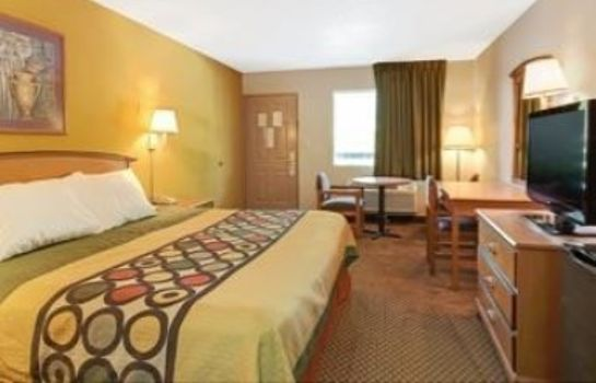 Zimmer Super 8 by Wyndham Charlotte Downtown Area