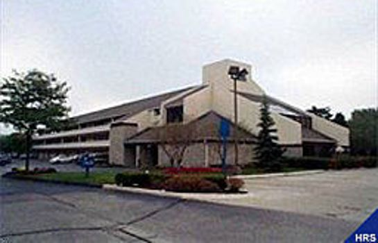 Außenansicht Quality Inn & Suites West Bend