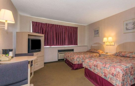 Double room (superior) Rodeway Inn Annapolis