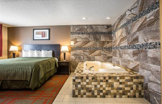 Suite Quality Inn and Suites West Bend