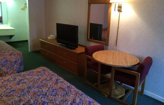 Habitación TOWN AND COUNTRY INN SUITES-SPINDALE