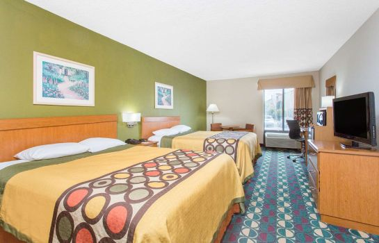 Room SUPER 8 SPARTANBURG